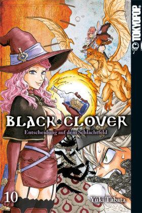 Black Clover - Entscheidung auf dem Schlachtfeld