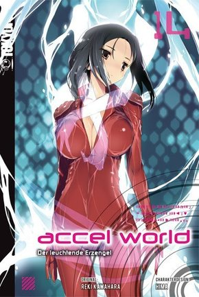 Accel World - Der leuchtende Erzengel