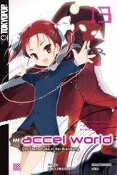 Accel World, Novel - Der Startschuss in der Brandung