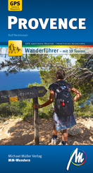 Provence MM-Wandern Wanderführer Michael Müller Verlag