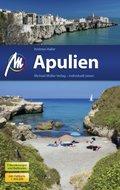 Apulien Reiseführer, m. 1 Karte