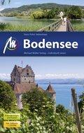 Bodensee Reiseführer, m. 1 Karte