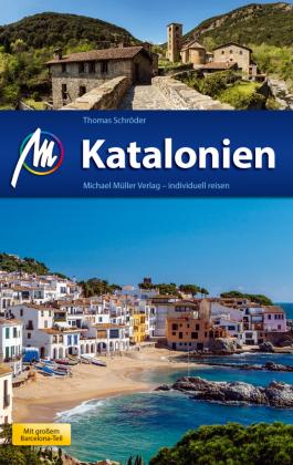 Katalonien Reiseführer Michael Müller Verlag
