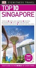 DK Eyewitness Top 10 Travel Singapore