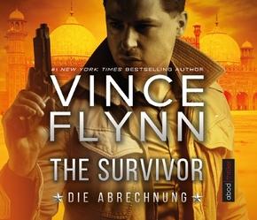 The Survivor - Die Abrechnung, 1 MP3-CD