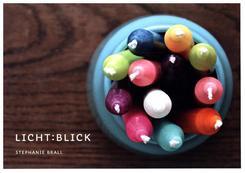 LICHT:BLICK - Postkartenbuch