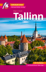 MM-City Tallinn Reiseführer, m. 1 Karte