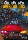American Gods - Schatten Buch - Tl.2