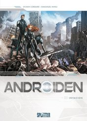 Androiden - Invasion