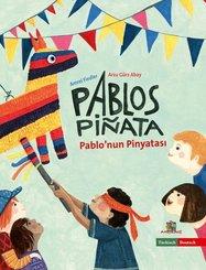Pablos Piñata / Pablo'nun Pinyatasi, deutsch-türkisch