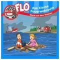 Flo, das kleine Feuerwehrauto - Sturm auf dem Waldsee