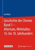 Geschichte der Chemie - Bd.1