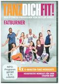 Tanz dich fit - Fatburner, 1 DVD