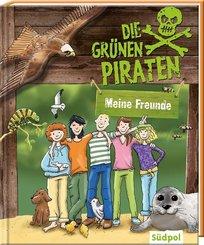Das Grüne Piraten - Meine Freunde