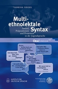 Multiethnolektale Syntax