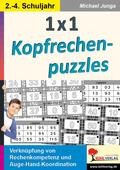 1x1 Kopfrechenpuzzles