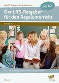 Der LRS-Ratgeber für den Regelunterricht, m. CD-ROM