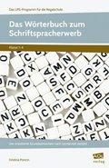 Das Wörterbuch zum Schriftspracherwerb