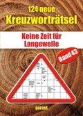 124 neue Kreuzworträtsel - Bd.43
