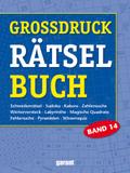Grossdruck Rätselbuch - Bd.14