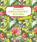 200 ausgewählte Kreuzworträtsel, Großdruck - Bd.19