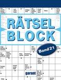 Rätselblock - Bd.21