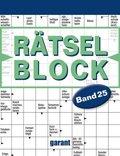Rätselblock - Bd.25