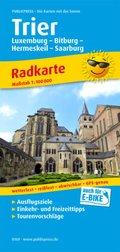 PUBLICPRESS Radkarte Trier und Umgebung