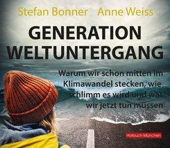 Generation Weltuntergang, 1 Audio-CD