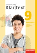 Klartext, Differenzierende allgemeine Ausgabe 2014: 9. Schuljahr, Arbeitsbuch für das gemeinsame Lernen: Individuelle Förderung - Inklusion