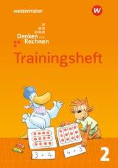 Denken und Rechnen, Allgemeine Ausgabe 2017: 2. Schuljahr, Trainingsheft