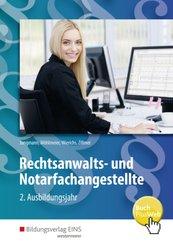 Rechtsanwalts- und Notarfachangestellte - 2. Ausbildungsjahr