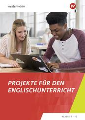 Module für projektorientierten Englischunterricht, Klasse 7-10