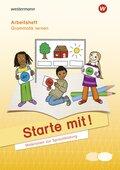 Starte mit! - Arbeitsheft Grammatik lernen