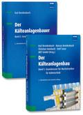 Der Kälteanlagenbau, 2 Bde.