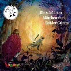 Die schönsten Märchen der Brüder Grimm, 1 Audio-CD - Tl.4