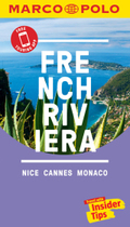 French Riviera Marco Polo Pocket Travel Guide 2018 - with pull out map
