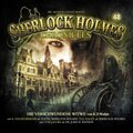 Sherlock Holmes Chronicles - Die schwarze Witwe, 1 Audio-CD
