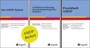 AMDP-Buchset, 3 Bde.