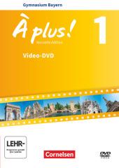 À plus! Nouvelle édition, Ausgabe Bayern: 6. Jahrgangsstufe, Video-DVD; .1