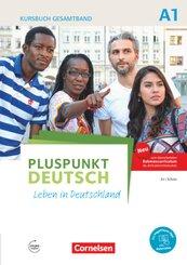Pluspunkt Deutsch - Leben in Deutschland - Allgemeine Ausgabe - A1: Gesamtband