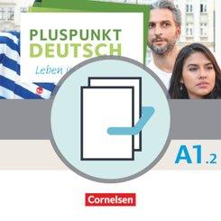 Pluspunkt Deutsch - Leben in Deutschland - Allgemeine Ausgabe - A1: Teilband 2