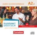 Pluspunkt Deutsch - Leben in Deutschland, Neu: Audio-CD zum Kursbuch; .A2.2 - Tl.2