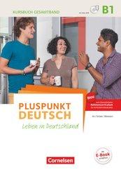 Pluspunkt Deutsch - Leben in Deutschland - Allgemeine Ausgabe - B1: Gesamtband
