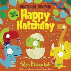 Dinosaur Juniors - Happy Hatchday
