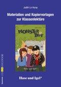 Materialien und Kopiervorlagen zur Klassenlektüre: Monsterboy
