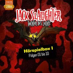 Jack Slaughter, Tochter des Lichts - Hörspielbox.1