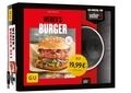 Weber's Burger-Set, m. Hamburgerpresse