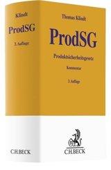 Produktsicherheitsgesetz ProdSG