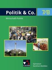 Politik & Co., Ausgabe Nordrhein-Westfalen G9: 7./8. Schuljahr